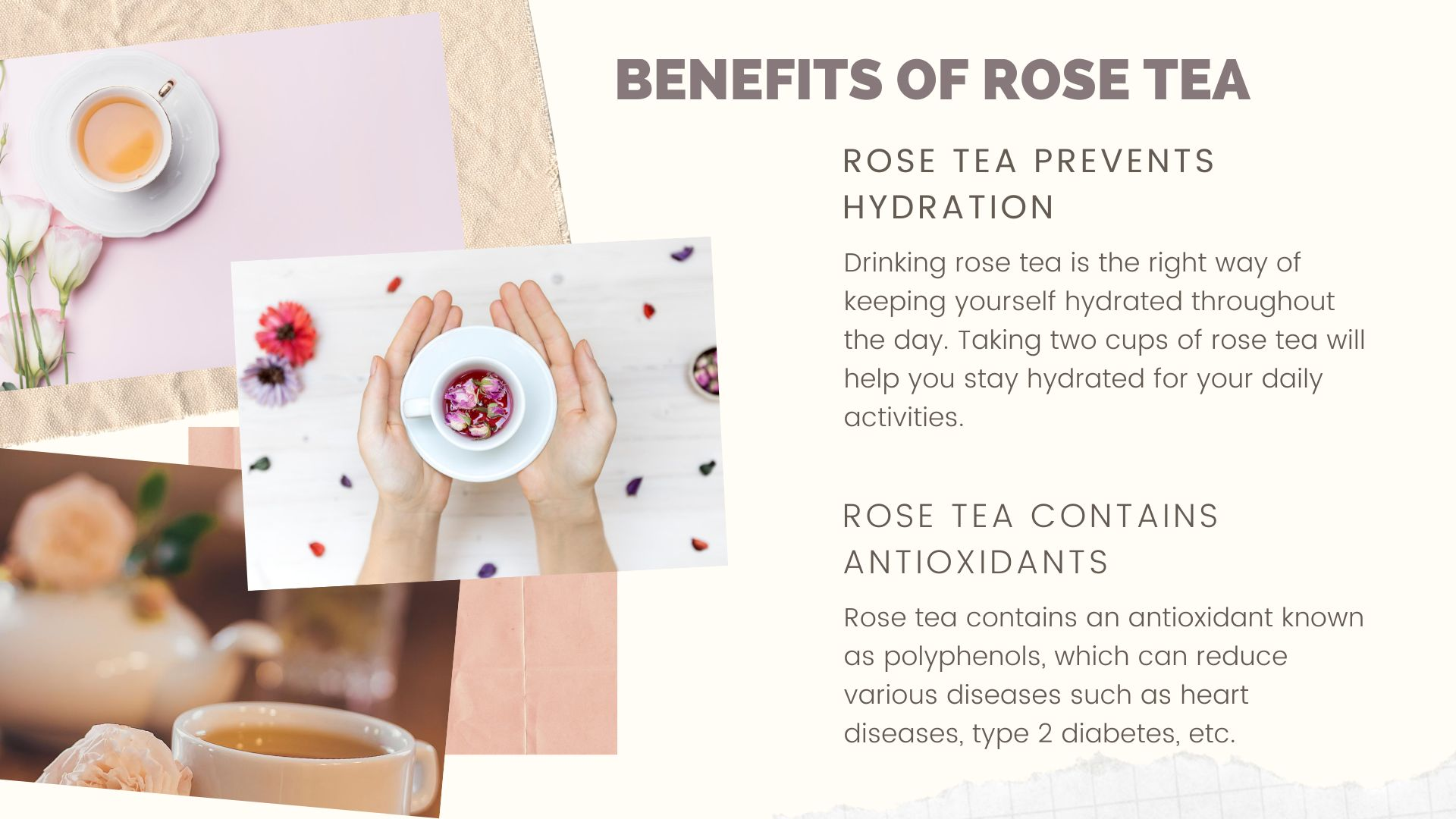 rose tea cafe